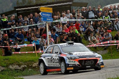 Rossetti torna sulla Hyundai di Friulmotor nel tricolore WRC