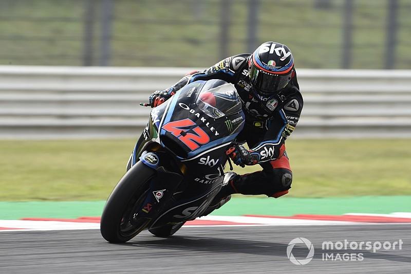 Moto2 Misano: Bagnaia cruist zum Sieg, Schrötter auf Podium