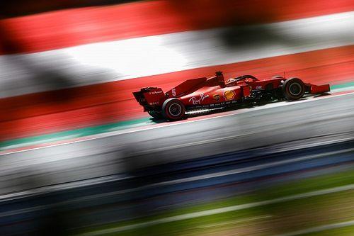 Vettel most nagyon másnak érzi a Ferrarit a Red Bull Ringen