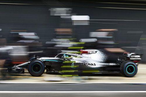 Mercedes llega a Austria con un motor actualizado