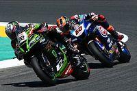 Test SBK, Aragon, Day 2: Kawasaki ancora in testa, ma con Lowes