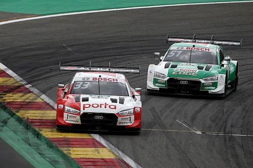"Muller explains how ""smarter"" Rast prevented last-lap pass"