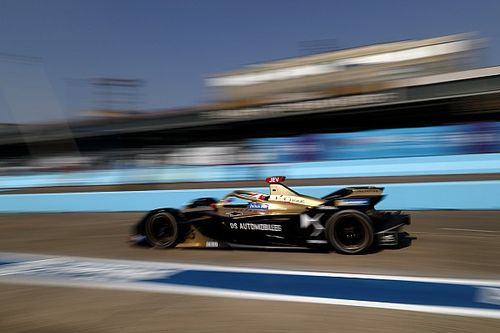 Berlin E-Prix: Vergne takes pole by almost half a second