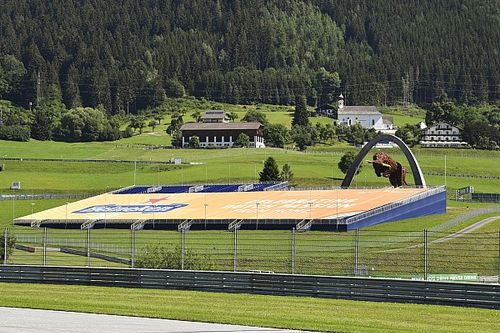 Avusturya GP seyircili yapılabilir