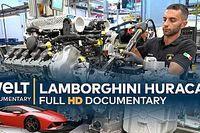 Bepillantást nyerhetünk a Lamborghini Huracán Evo születésébe