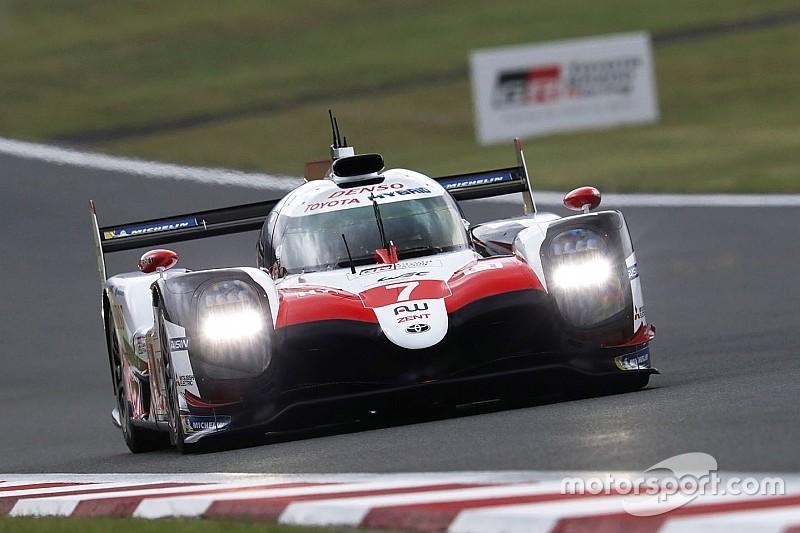 L'EoT change encore... et Toyota signe la pole à Fuji!