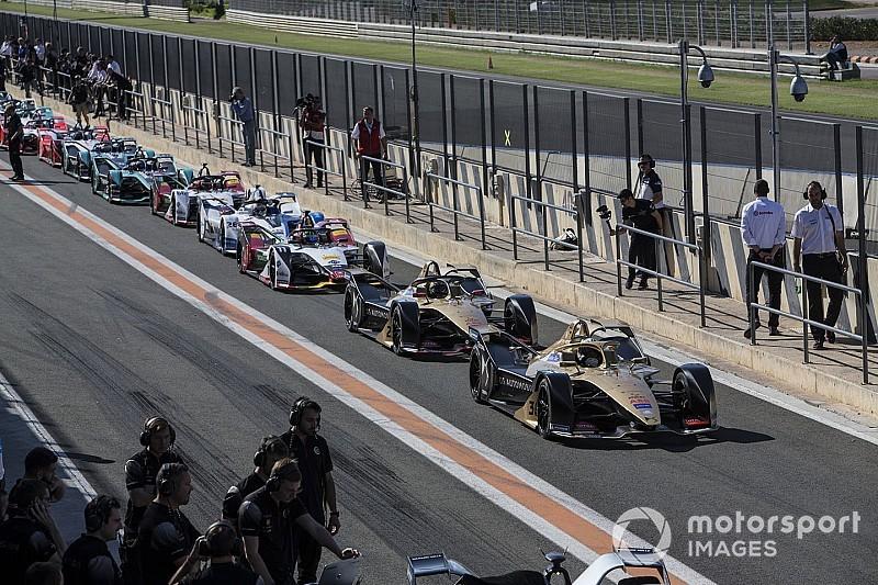 Galeri: Formula E sezon öncesi testi 2. gün