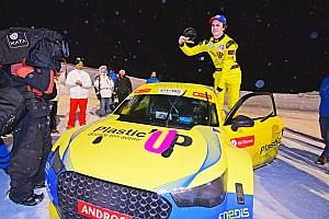 Panis gana la primera fecha del Trofeo Andros con un coche eléctrico