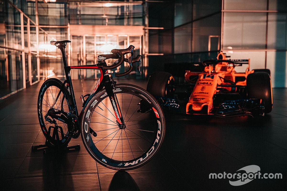 Il ciclismo è la nuova frontiera della McLaren: affianca Nibali nel team Bahrain Merida
