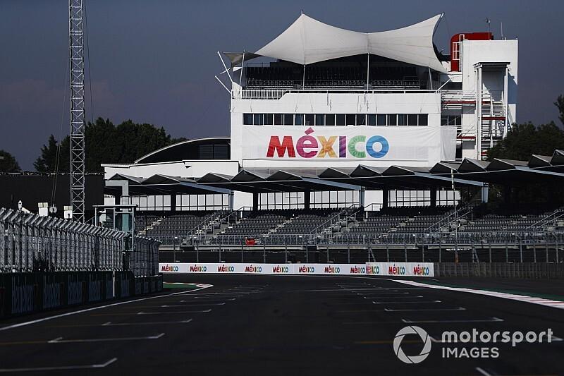 Un coup dur pour l'avenir du GP du Mexique