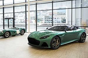Aston Martin DBS 59, Le Mans en héritage