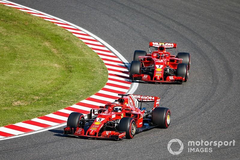 Lama puasa gelar, Massa sebut Ferrari kesulitan atasi tekanan