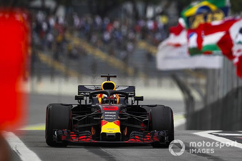 "Ricciardo feels like he's taking ""uppercuts"" in 2018"