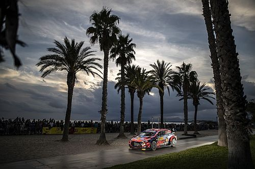 Neuville praises marshals' help in WRC Rally Spain final stage scare