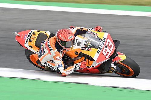 """Marquez """"lucky to escape"""" monster Assen MotoGP crash unharmed"""