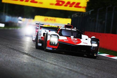 Monza WEC 2. antrenman: Alpine ve Glickenhaus, Toyotaların arasına girmeyi başardı