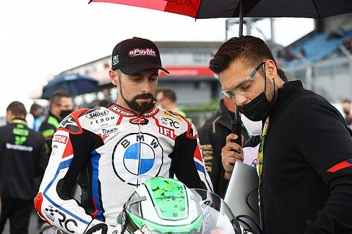 Sykes ontbreekt door hersenschudding in Jerez, ook Davies afwezig