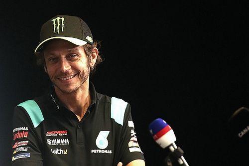 """Rossi: """"Il Principe spinge, ma è difficile che io corra nel 2022"""""""