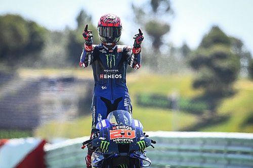 Stats - Quartararo confirme, Márquez se relance