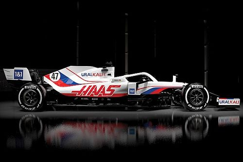Haas claims Russian flag F1 car livery not a result of WADA ruling