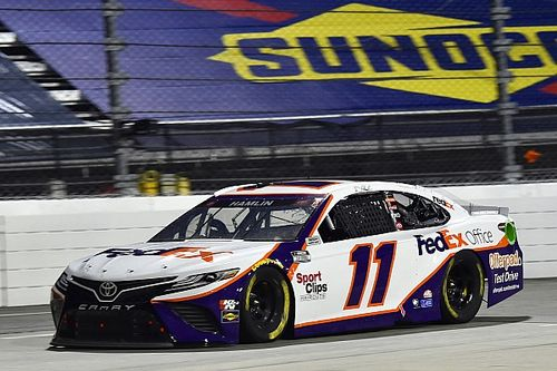 Hamlin: 'Nothing I could have done differently' at Martinsville