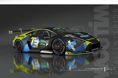 Lamborghini correrà nel DTM con T3 Motorsport
