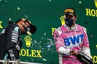 Chilton cree que para Sergio Pérez sería bueno competir en IndyCar