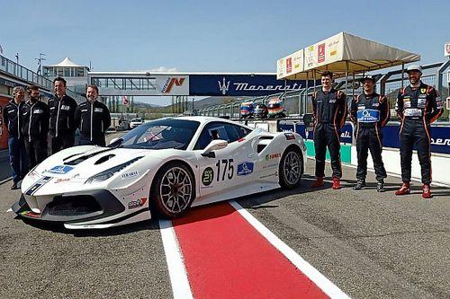 GT Italiano: doppio impegno con la Ferrari per SR&R