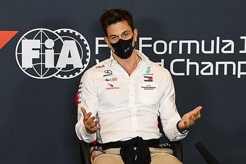 Wolff on hunt for Mercedes F1 team boss successor