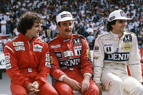 Prost explica por qué muchos dicen que la F1 era mejor antes
