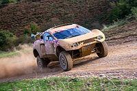 Sébastien Loeb a terminé son premier test BRX en vue du Dakar