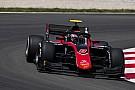 FIA F2 Russell et Aitken prennent de la bouteille