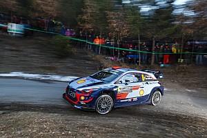 WRC Galería GALERÍA: Así fue el shakedown en el Rally Monte Carlo