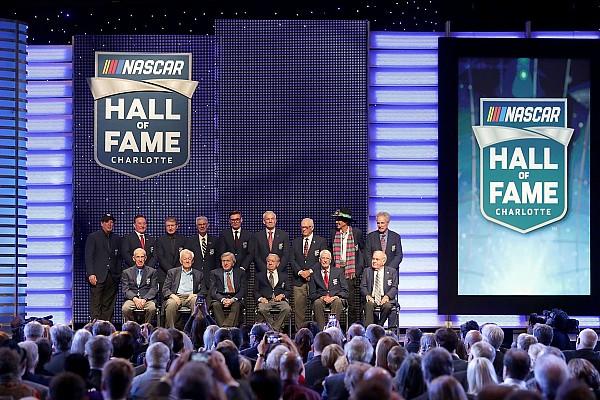 NASCAR Sprint Cup Artículo especial El Salón de la Fama de NASCAR ya tiene a sus cinco nuevos miembros