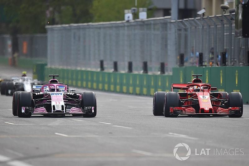 Force India: Bakü bizim için dönüm noktasıydı