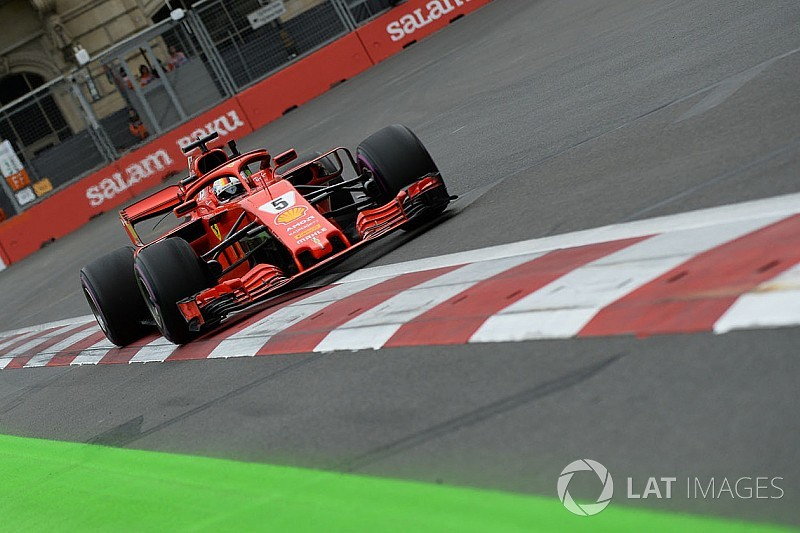 Vettel admits lack of pace down to him, not car