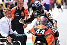 Moto2 Tout vient à point à qui sait attendre pour Oliveira!