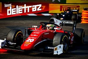 FIA F2 Chronique Chronique Delétraz - La course la plus intense de ma vie!