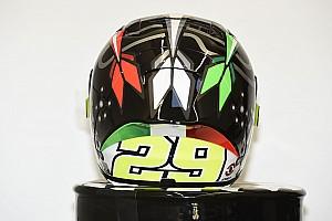 Fotogallery: il casco speciale di Iannone per il GP d'Italia 2018 al Mugello