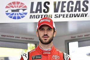 NASCAR Sprint Cup Noticias Complicado fin de semana para Daniel Suárez en Las Vegas