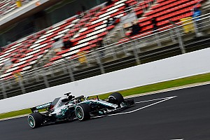 Fórmula 1 Noticias Mercedes se mantiene cauto tras el primer día de pruebas