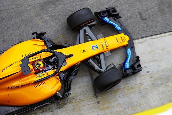 Formula 1 Fotogallery: la McLaren MCL33 nei Test 2 di F.1 a Barcellona