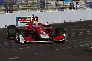 Indy Lights Gara Santiago Urrutia si aggiudica Gara 2 a St. Pete