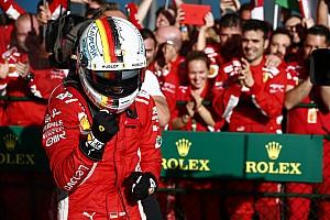 Formel 1 Reaktion Erklärt: Warum Vettel plötzlich vor Hamilton lag und siegte