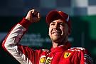 Vitória na Austrália marca 100º pódio de Vettel na F1