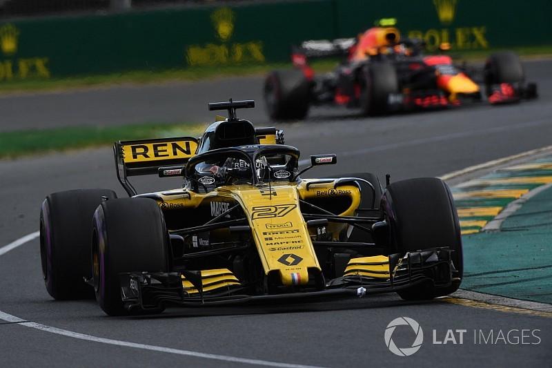 """Reviravolta da Renault é """"fenomenal"""", diz Williams"""