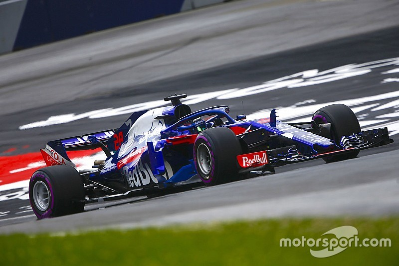 "Hartley to start last after ""tactical"" engine change"