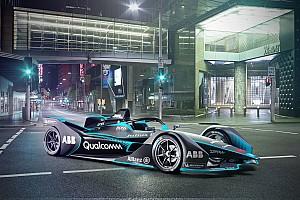 Formel E News Formel-E-Chef Agag: Neues Design war Jean Todts Wahl