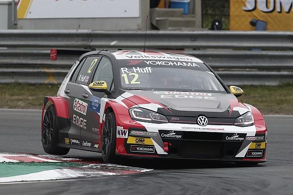 WTCR Crónica de Clasificación Rob Huff consigue la primera pole en Zandvoort