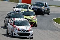 The Nissan Micra Cup resumes at Mont-Tremblant circuit